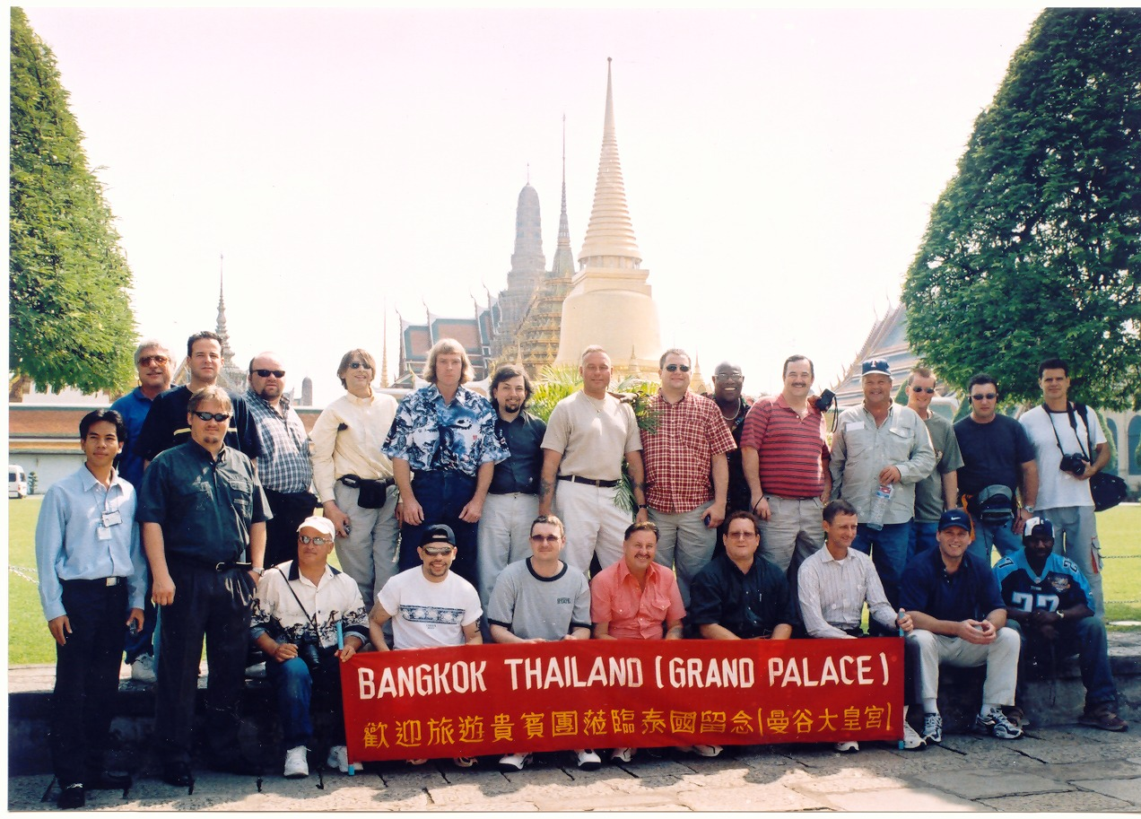Oct 2003 Group Photo A